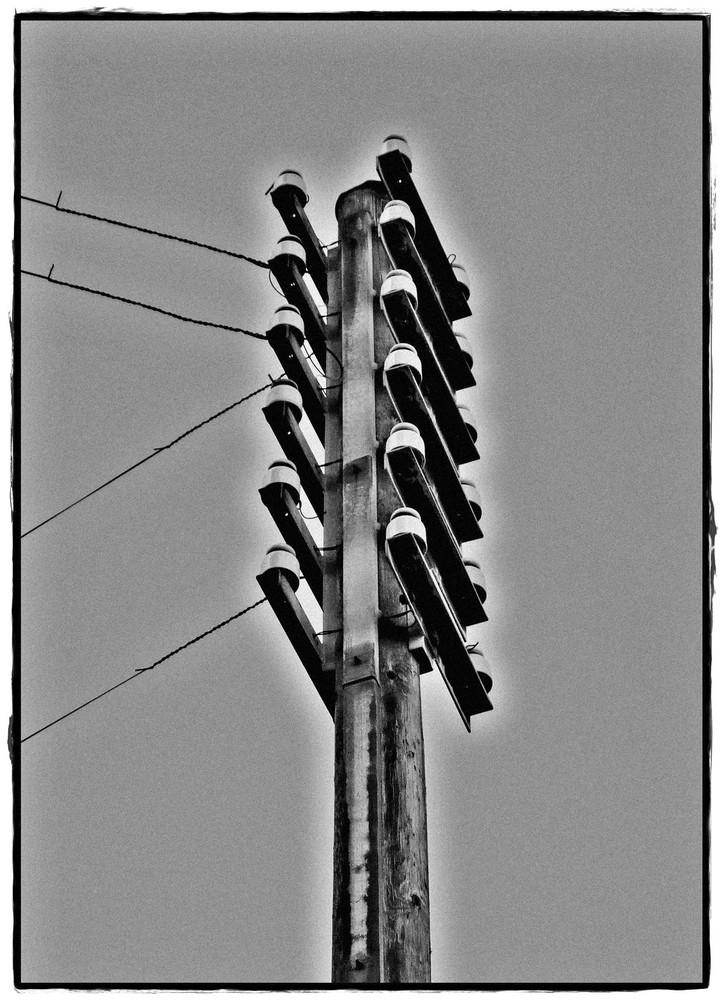 unter Strom...