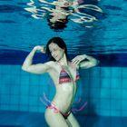 ...unter Wasser