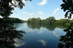 Unterbacher See in Düsseldorf (2)