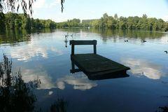 Unterbacher See in Düsseldorf (3)
