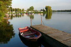 Unterbacher See in Düsseldorf (4)