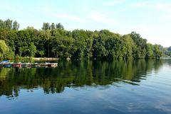 Unterbacher See in Düsseldorf (6)