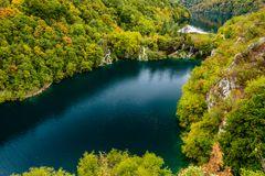 Untere Seen 2, Nationalpark Plitvicer Seen, Kroatien