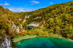 Untere Seen 5, Nationalpark Plitvicer Seen, Kroatien