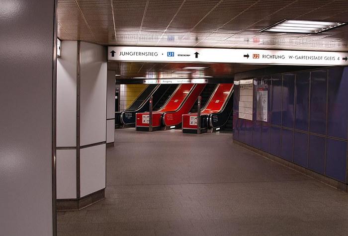 Untergrundcharme