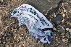 Unterhosen: Calvin Klein in der Hammeraue