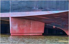 Unterm Schiff