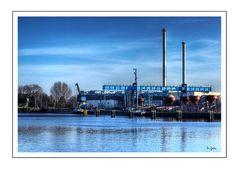 Unternehmensgruppe Rhein-Umschlag in Oldenburg