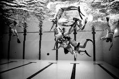 Unterwasser Rugby II