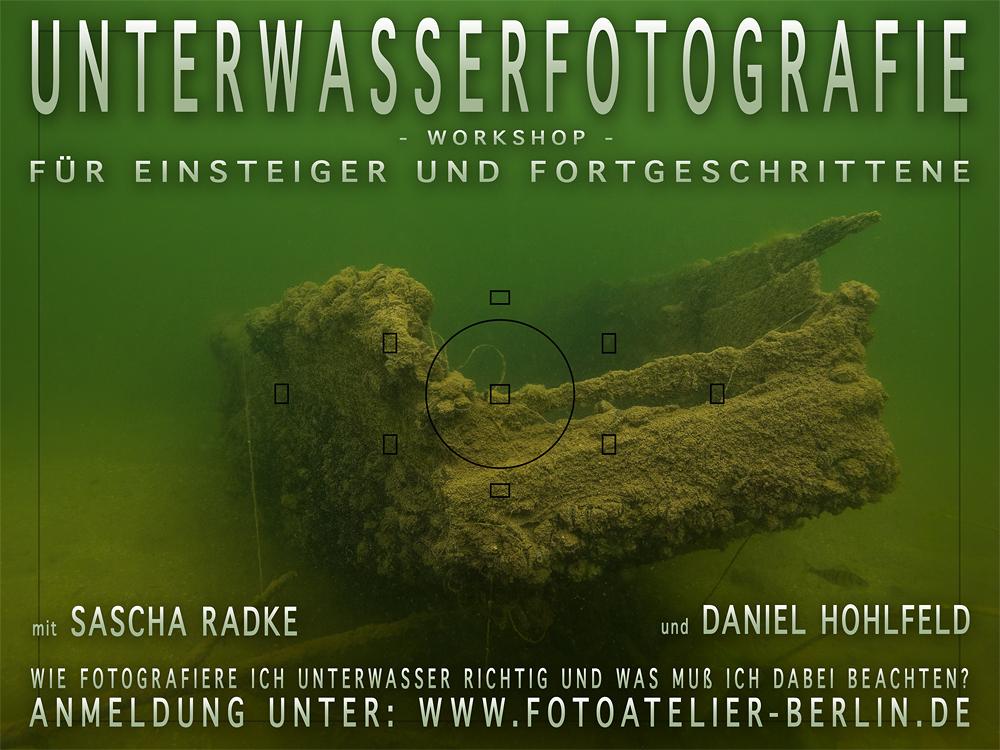 Unterwasserworkshop