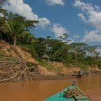 Unterwegs auf dem Rio Madre de Dios 2