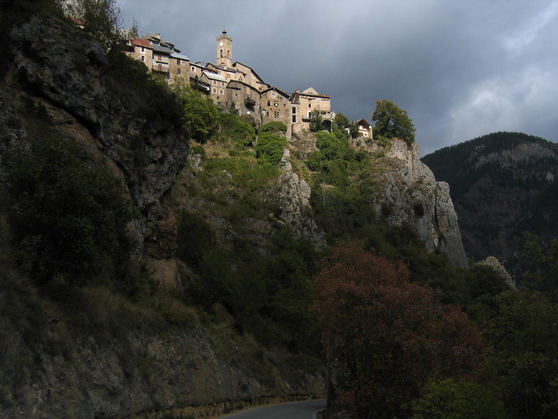 unterwegs auf der Route des Grandes Alpes