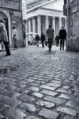 Unterwegs auf römischen Straßen