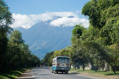 Unterwegs im Land der Vulkane ~ 1 ~