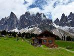 Unterwegs im Villnößtal / Dolomiten (4)
