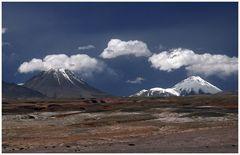Unterwegs in 4000 Meter Höhe