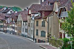 Unterwegs in Aarau