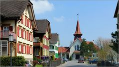 ... unterwegs in Appenzell ...