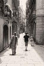 ...unterwegs - in Barcelona