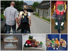 Unterwegs in Bayern