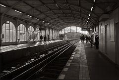 Unterwegs in Berlin ...