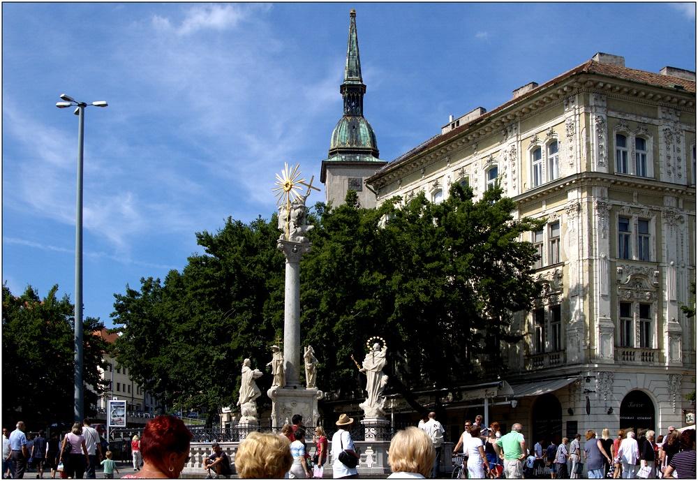 ... unterwegs in Bratislava (1) ...