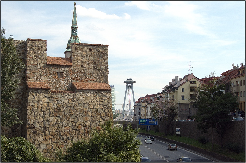 ... unterwegs in Bratislava (13) ...