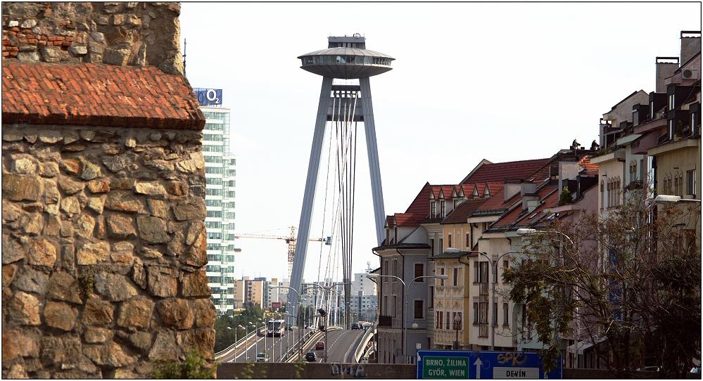 ... unterwegs in Bratislava (14) ...