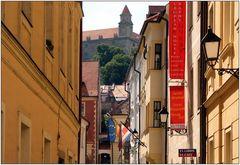 ... unterwegs in Bratislava (2) ...