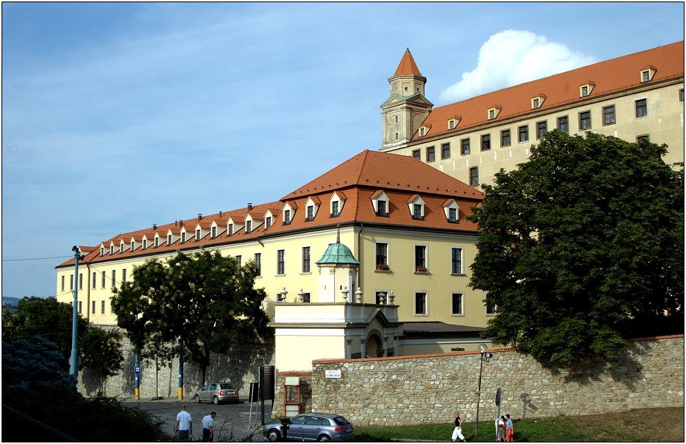 ... unterwegs in Bratislava (22) ...