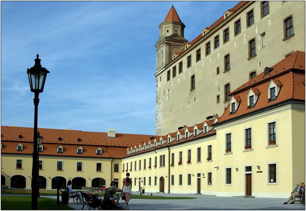 ... unterwegs in Bratislava (23) ...