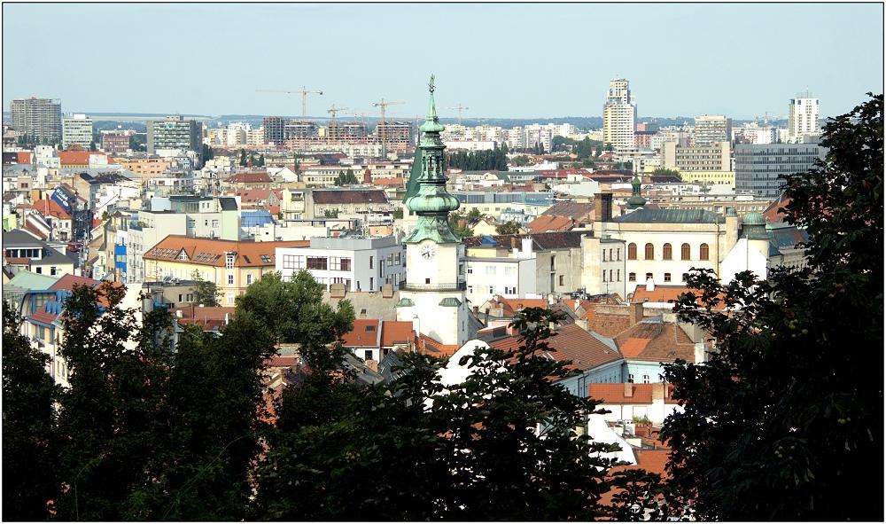 ... unterwegs in Bratislava (30) ...