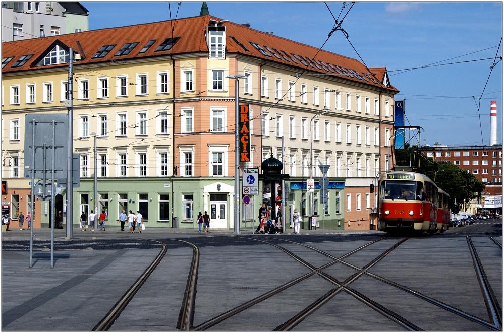 ... unterwegs in Bratislava (7) ...