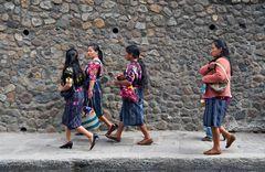 Unterwegs in Chichicastenango ~ ~ ~ ~