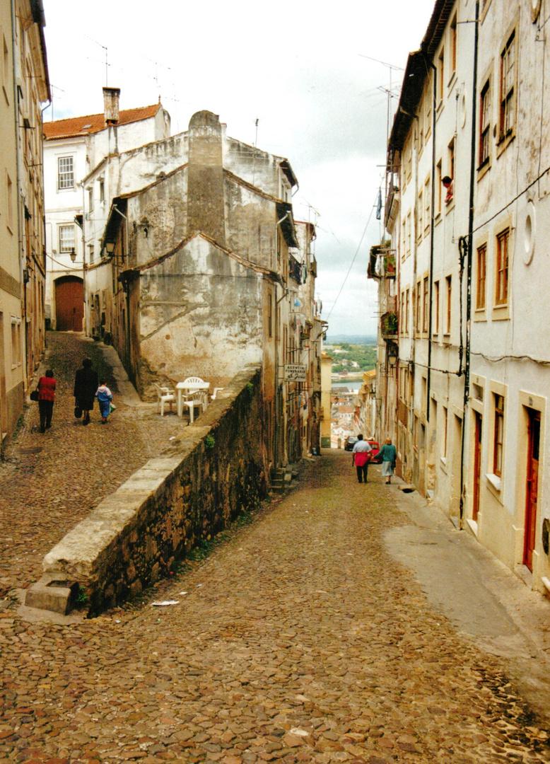 unterwegs in Coimbra