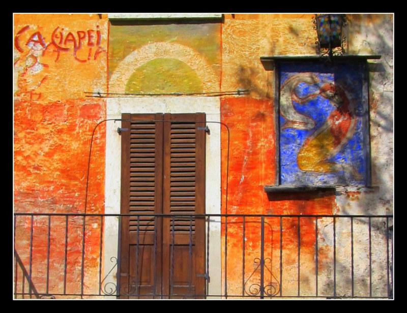 Unterwegs in dem bunten Gardano Riviera