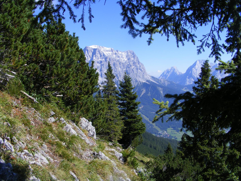 Unterwegs in den Bergen