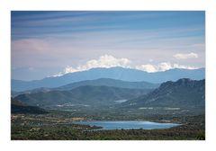 Unterwegs in den blauen Bergen Korsikas