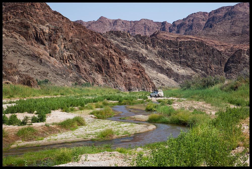 Unterwegs in den Canyonlands des Kaokoveld