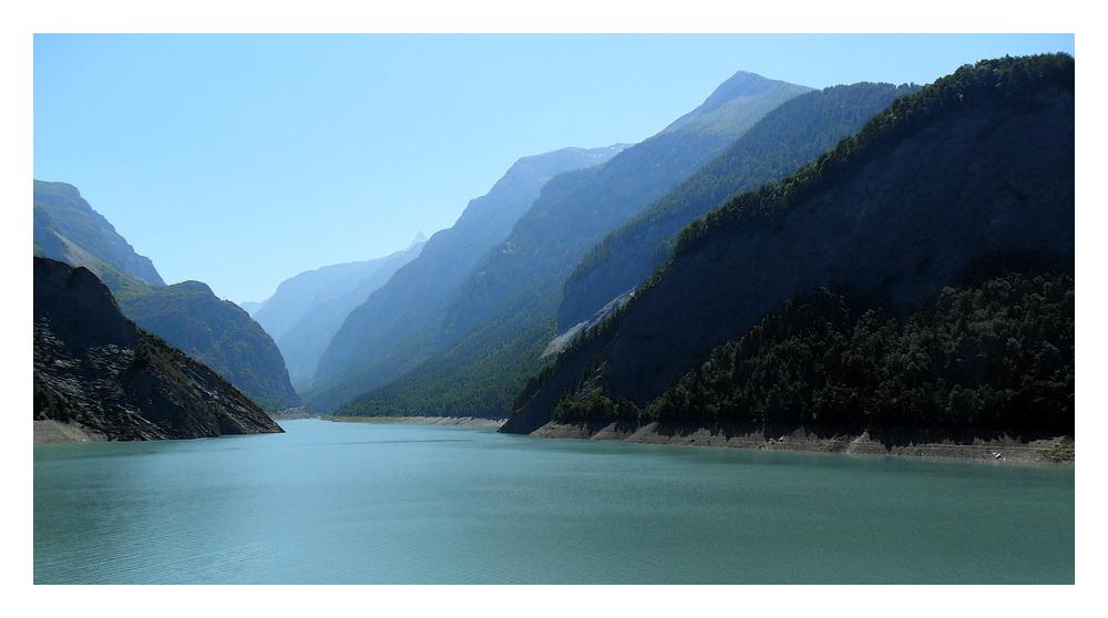 Unterwegs in den französischen Alpen