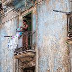 Unterwegs in der Altstadt von Havanna