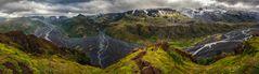 unterwegs in der Þórsmörk III