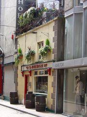 unterwegs in Dublin (alt und neu)