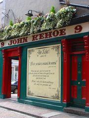 unterwegs in Dublin (John Kehoe 9)