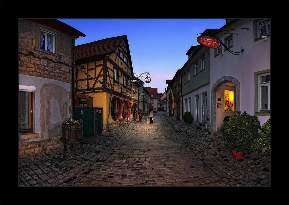 ... Unterwegs in Franken ...