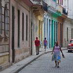 Unterwegs in Havanna + 1 +