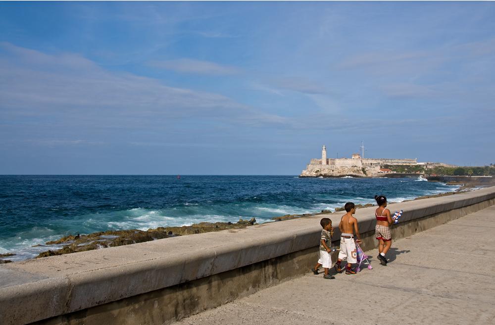 Unterwegs in Havanna + 3 +