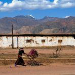 Unterwegs in Kirgisistan