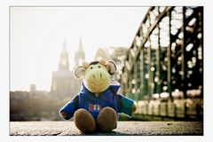 Unterwegs in Köln....