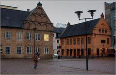 ... unterwegs in Kristiania ...